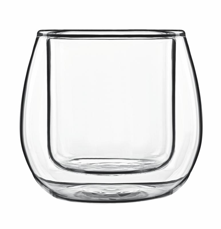 Food & Design Ametista Glas 115 ml Thermic Glass, im 2er Geschenkkarton