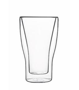 Drink & Design Latte Macchiato Glas 340 ml Thermic Glass,  im 2er Geschenkkarton