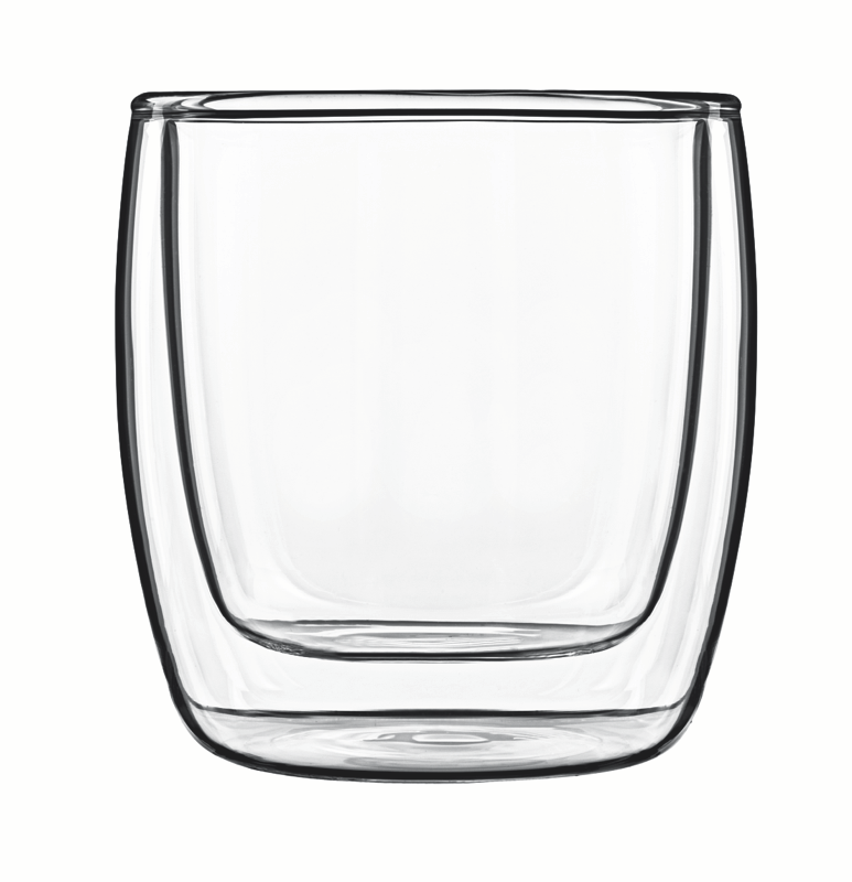 Food & Design Michelangelo Schälchen 110 ml Thermic Glass, im 2er Geschenkkarton